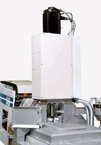 HM50F 全電動ホットチャンバーダイカストマシン